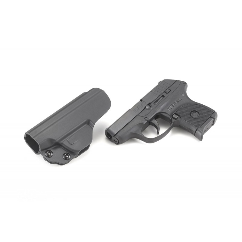 Black Nylon Gun holster For Ruger LCP 380